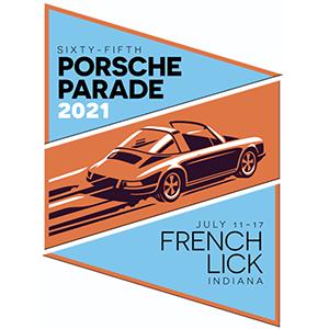 The Porsche Parade 2021